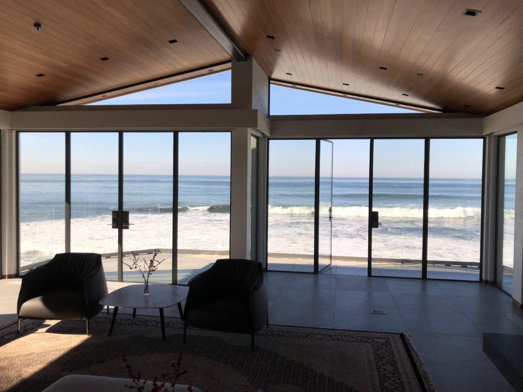 Vista De La Playa rear interior