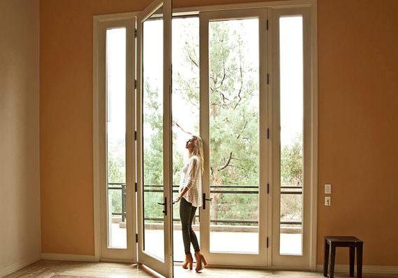 Model_opening_French_Swing_Doors